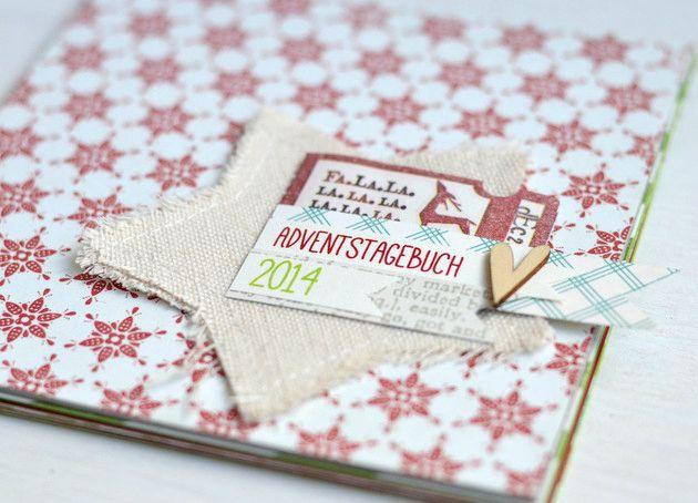Tagebuch für die Adventszeit http://ja-sagerin.blogspot.de/
