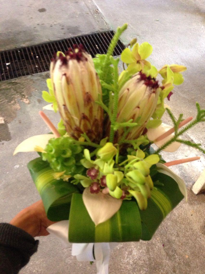 Very quick bouquet from jonas tropical flowers jonas tropical very quick bouquet from jonas tropical flowers izmirmasajfo Gallery