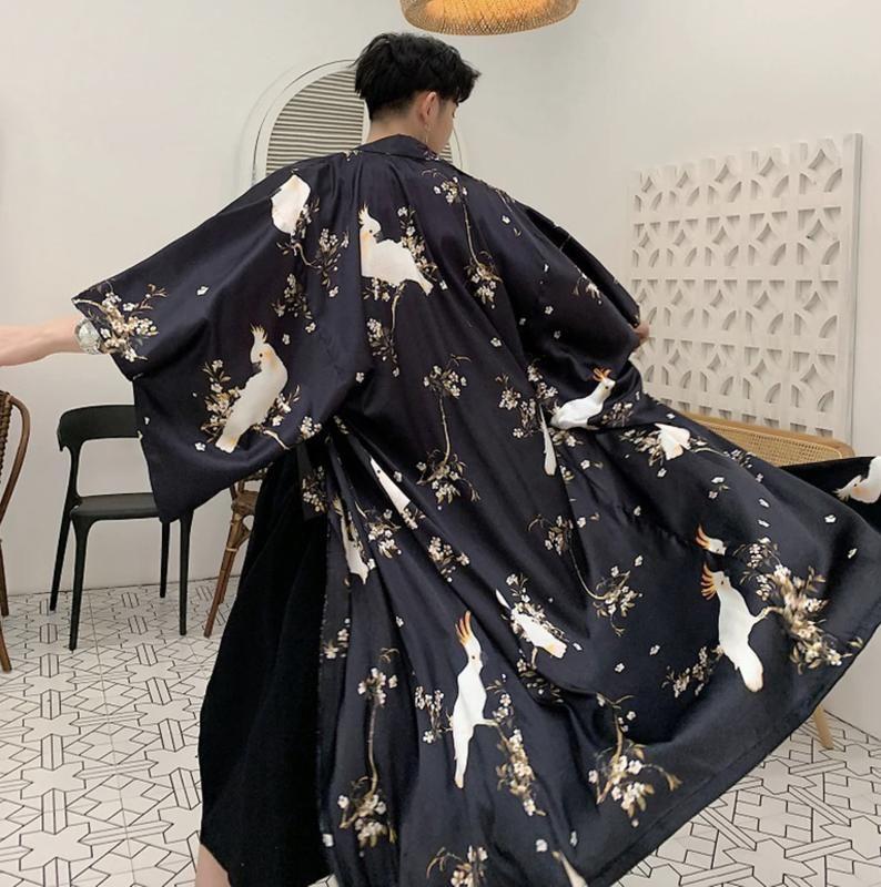Japanese clothing Kimono robe  japanese kimono  Kimono dress  kimono cardigan  Japanese gifts  Japanese shirt  japanese dress Japan