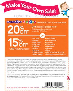 Toys R Us Coupon 20 Off One Item : coupon, Babies, Coupons, Printable, Coupons,, Coupon