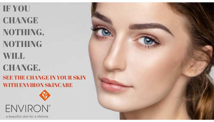See The Change In Your Skin With Environ Skincare Environ Skin Care Products Provide You
