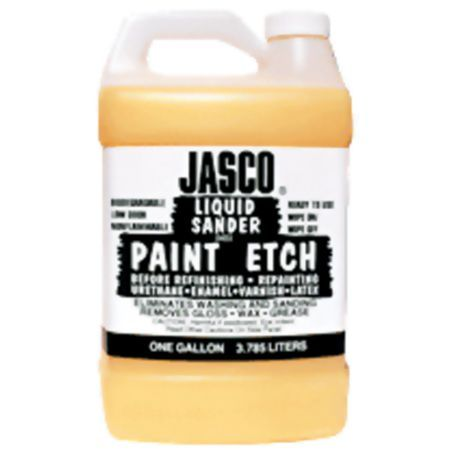 Jasco paint stripper was