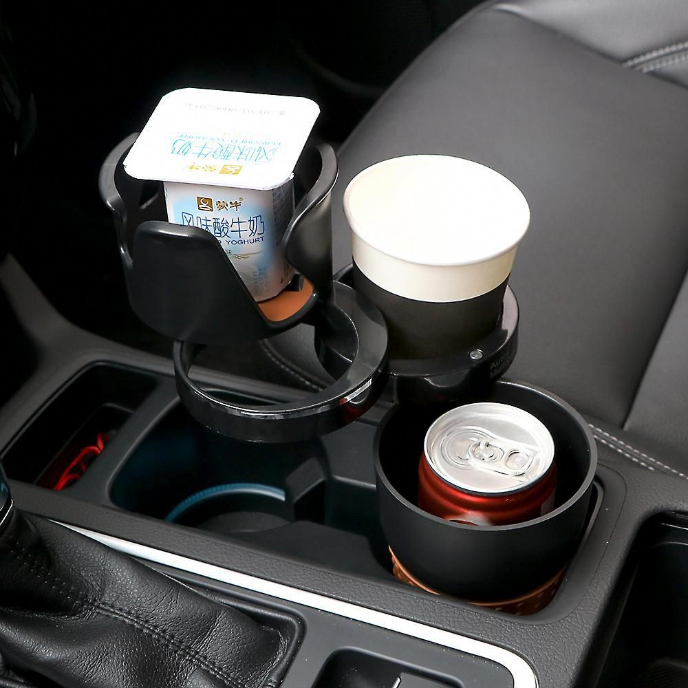 Stylish Car Cup Holder And Multi Function Organizer Car Cup