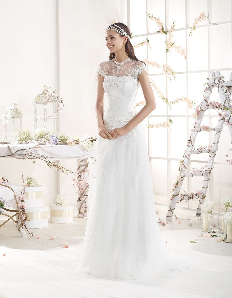 Wedding Dress BRIONI CALA brand available in Nice to shop NICEA MARRIAGE