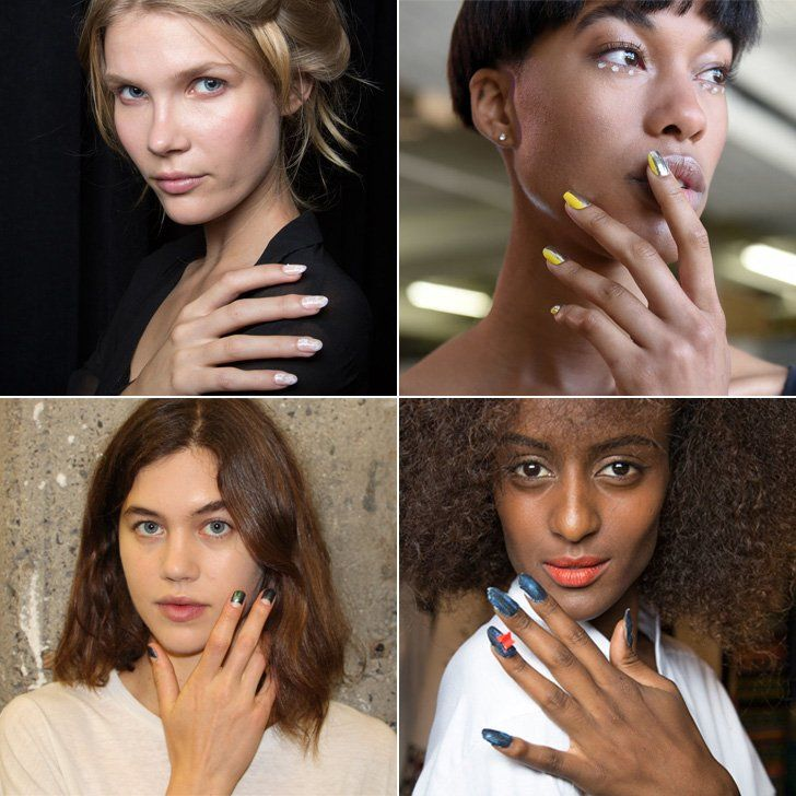 All of the Brilliant Nail Art Looks That Are Trending This Spring