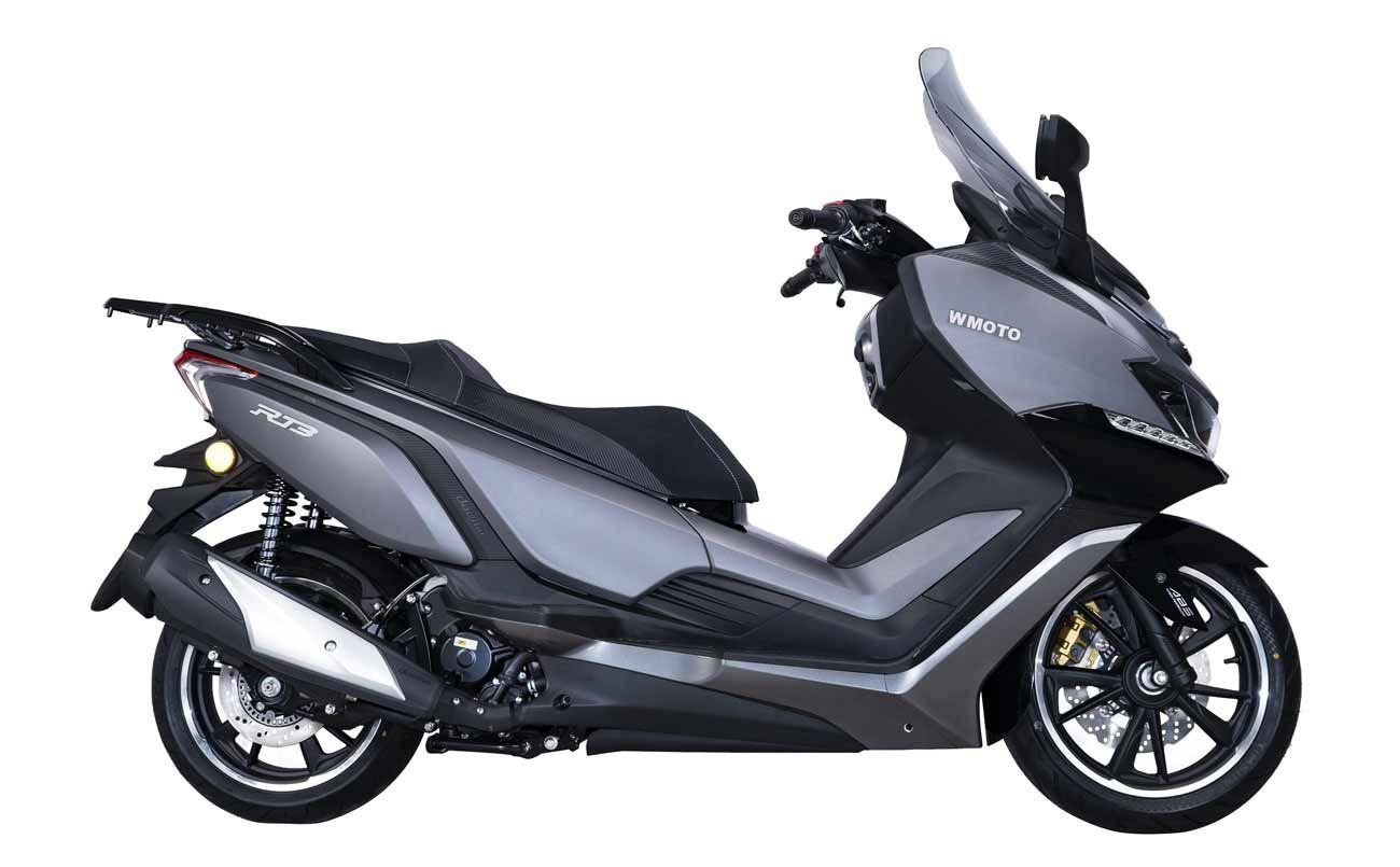 Wmoto Rt3 2021 250cc Siap Tantang Xmax Forza Di 2021 Sepeda Motor Honda Sepeda