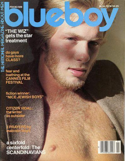 Pin on Blue Boy Magazine