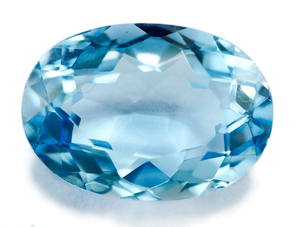 Swiss blue Topaz Top Quality Gemstone For bulk Order all Shapes And Sizes