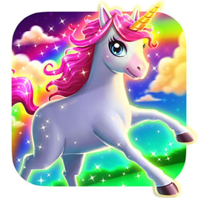 NEW iOS APP Unicorn Adventures World Nabeela