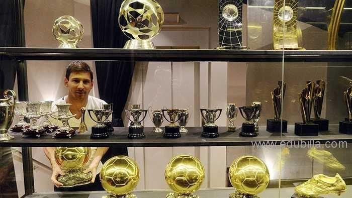 Lionel Messi Biography Achievements
