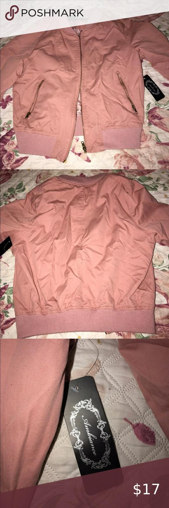Ambiance Pink Bomber Jacket New Ambiance Jackets Coats Bomber Jackets Pink Bomber Jacket Pink Bomber Bomber Jacket [ 1740 x 580 Pixel ]