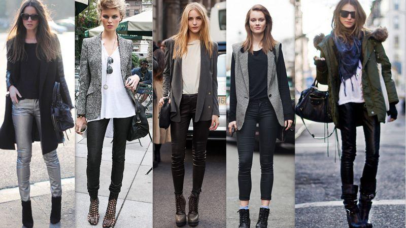 Smart casual women, Smart casual winter