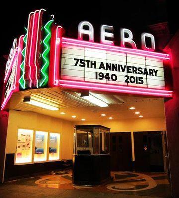 April 15 May 27 Santa Monica History Museum To Feature Aero Theatre Exhibit History Museum Santa Monica History