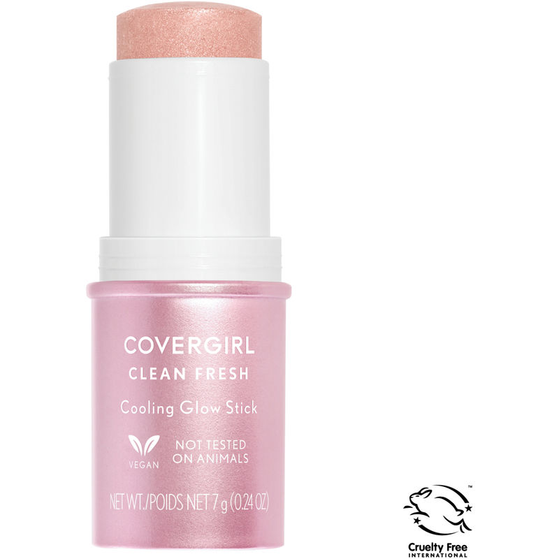 Covergirl Clean Fresh Cooling Glow Stick Get Your Glow On With