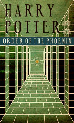 Harry Potter and the Order of the Phoenix by Travis English.