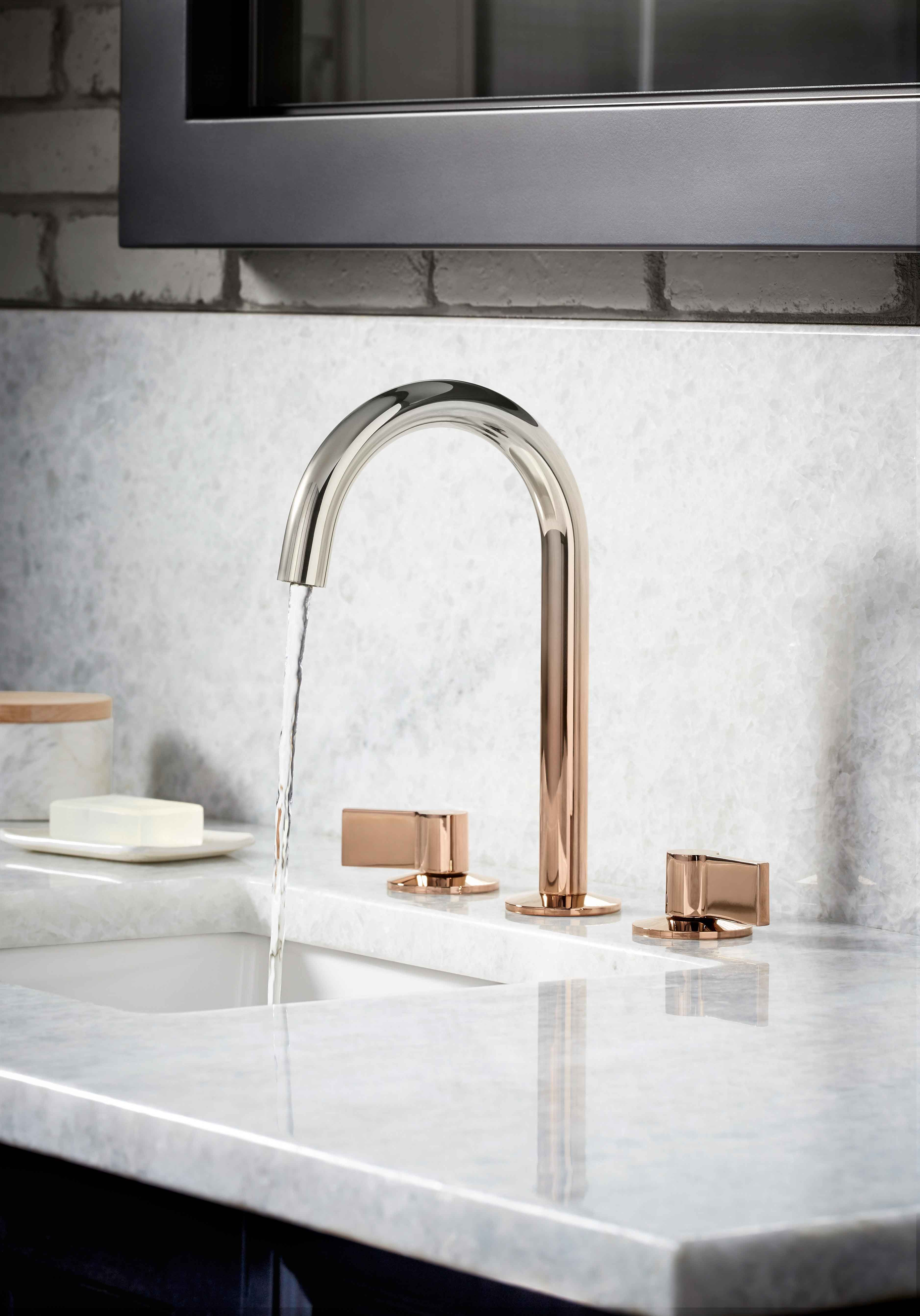 The 30 Most Innovative Products Of 2019 Kitchen And Bath Design Bath Design Bathroom Faucets