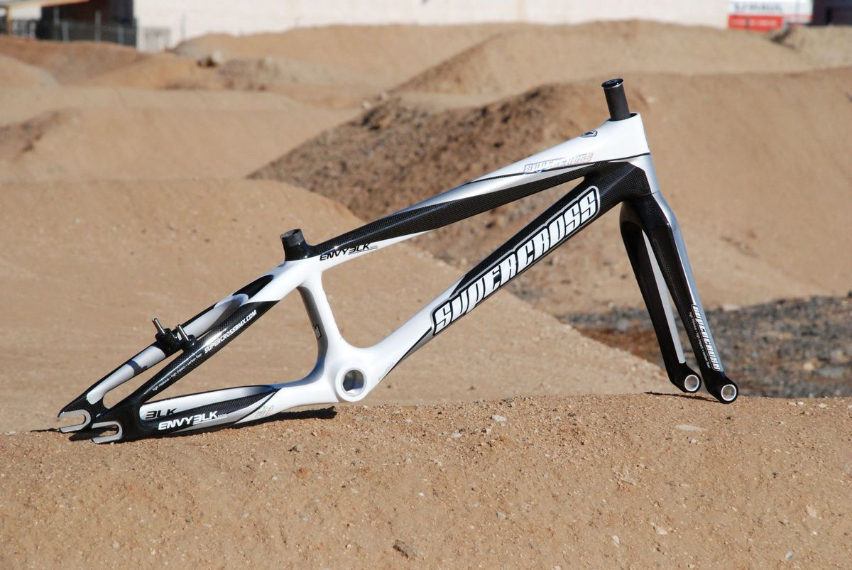 Supercross Bmx Envy Blk Carbon Fiber Bmx Race Frame Bmx Supercross Bmx Bikes