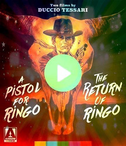 Pistol for Ringo  The Return of Ringo BlurayRingoA Pistol for Ringo  The Return of Ringo BlurayRingo Ambush Bay Bluray 1966 Suspiria 1977 movie One of our best selling bo...
