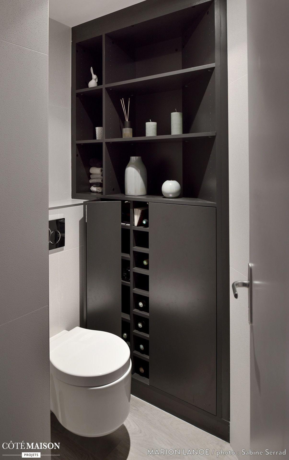 Panneaux Stratifies Salle De Bain Leroy Merlin ~ des toilettes design qui mettent en valeur les objets de d co