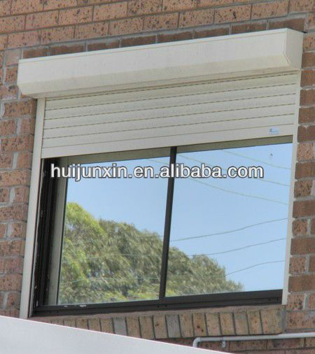 roll up shutter, motorised window roller shutter $100~$286 | Home