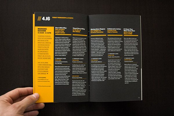 Showcase and discover creative work on the worldu0027s leading online - conference brochure template
