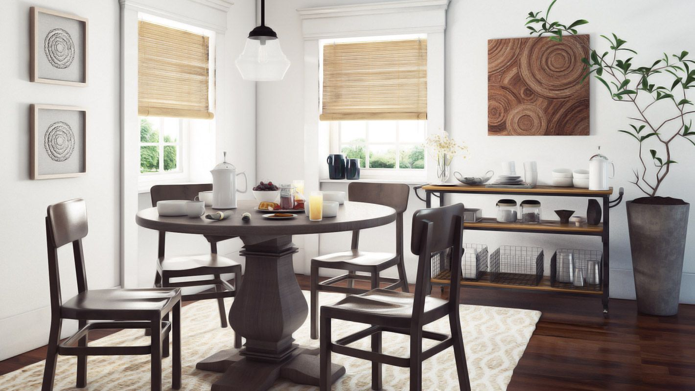 Shop By Room At The Home Depot: Shop Our Dining Rooms Department To Customize Your Earthy