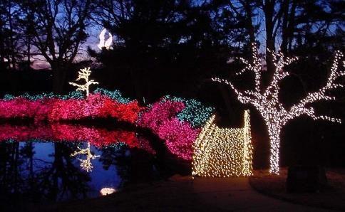 10. Garden of Lights, Muskogee