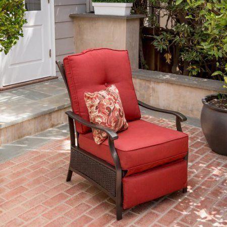 5f535b89bcc Better Homes and Gardens Providence Outdoor Recliner - Walmart.com   recliningoutdoorchair