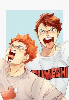 Amazing fools :3 | Haikyuu anime, Haikyuu manga, Haikyuu