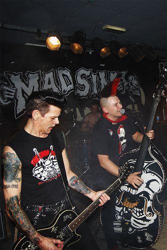 Mad Sin Psychobilly bands, Psychobilly, Rockabilly bands