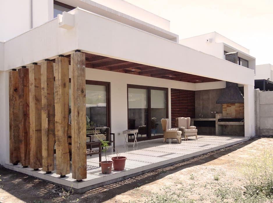 Quincho san anselmo, 30m2, chicureo de m2 estudio arquitectos – santiago moderno
