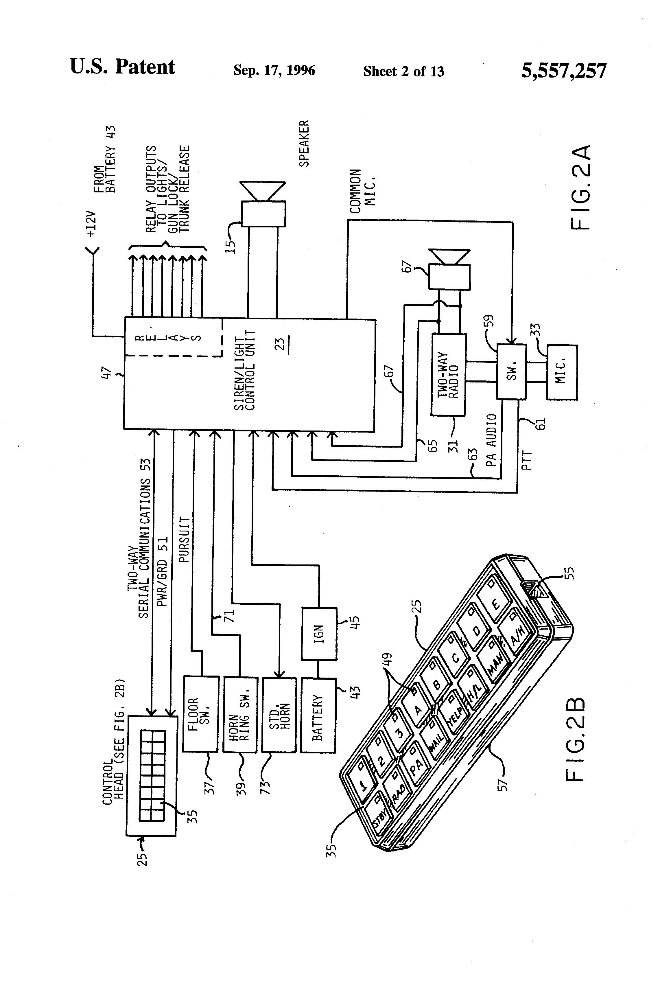 Federal Signal Pa300 Wiring Diagram Unique In