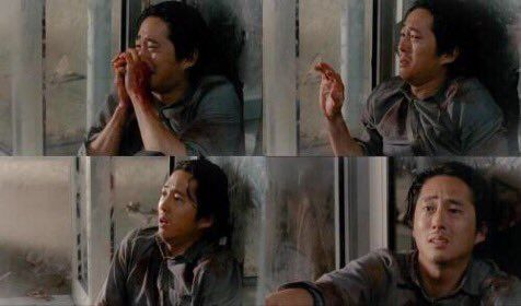 Glenn, where are you? Only 3 more episodes of TWD in 2015! We're getting desperate here!!!