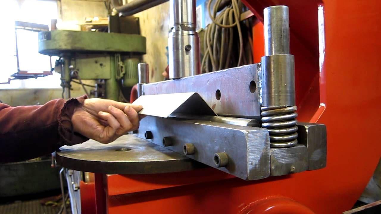 diy press brake Press brake, Metal Diy