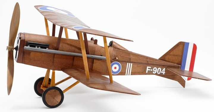 The Vintage Model Company Magnificent Flying Machines Balsa Aircraft Kit Range