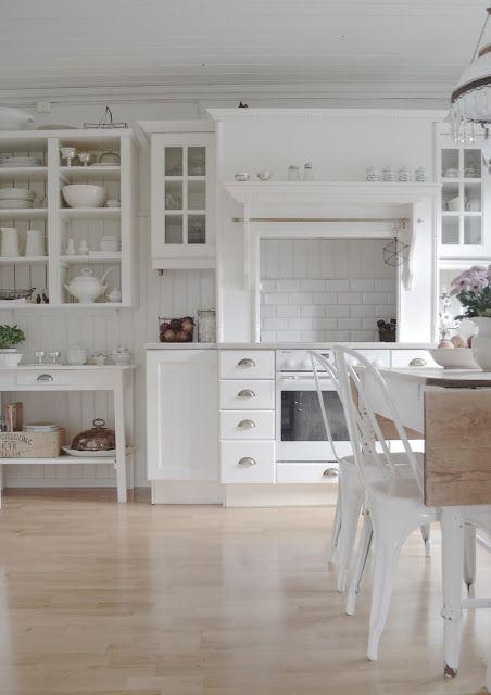 Anno 1924: Kjøkken