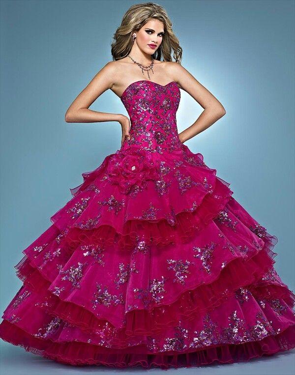 El vestido de tus sueños! | Cosas para lucir hermosa. | Pinterest ...