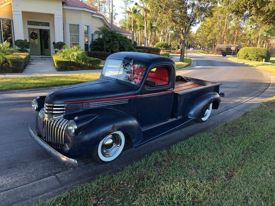 modified 1946 Chevrolet Pickups vintage | Vintage trucks for sale ...