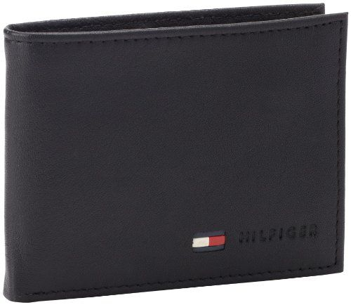 Mens Wallets Pin It Follow Us Click Image Twice For Our Best Pricing See A Larger Selecti Carteras De Cuero De Hombres Tommy Hilfiger Moda Hombre
