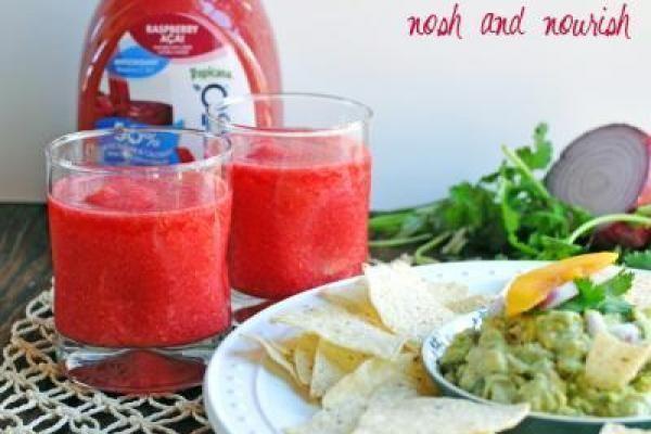 Girls Night In Essentials  Raspberry Lime Margaritas Girls N