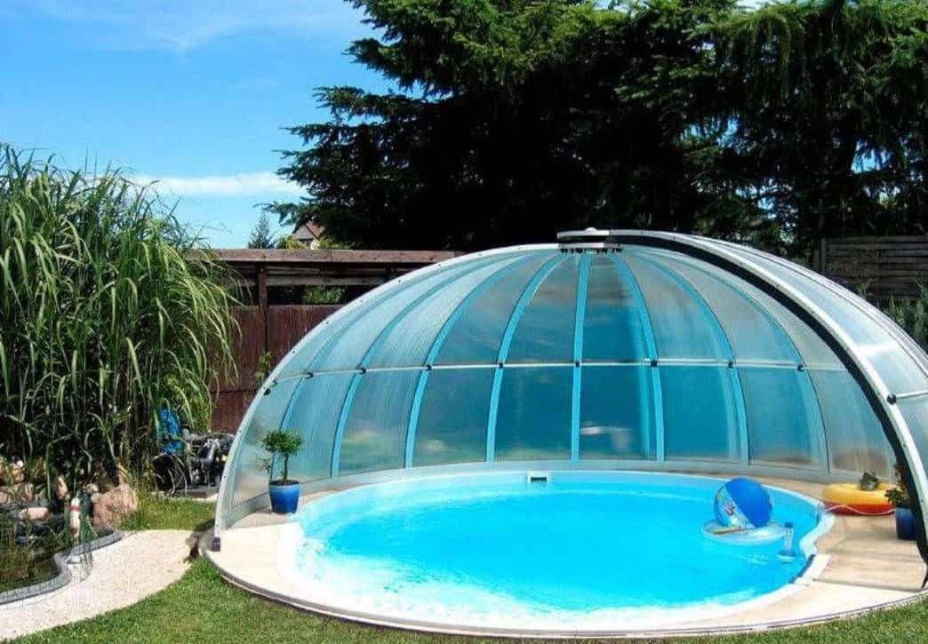 Enclosures for swimming pools swimming pool enclosures