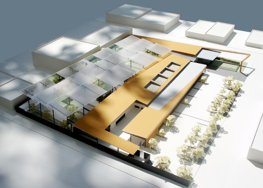 LA Animal Shelter Plans by RADA Architects Архитектура