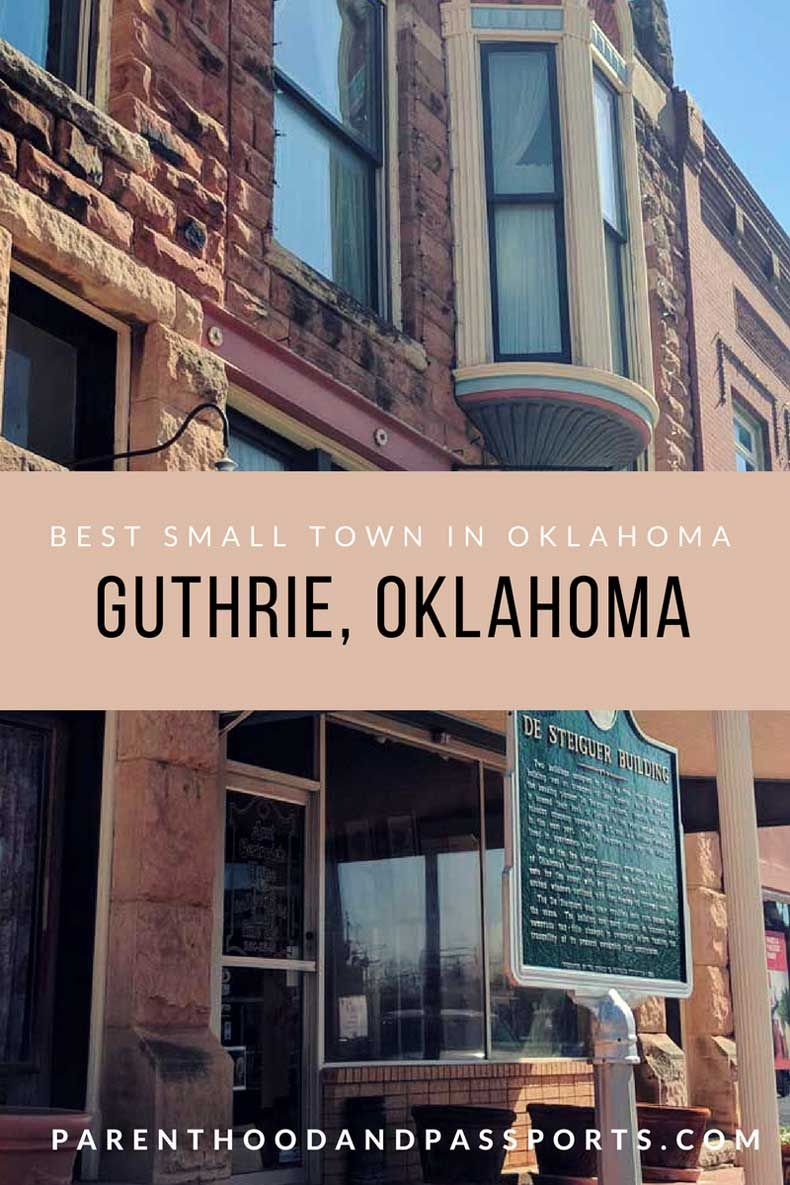 Guthrie Oklahoma Is One Of The Best Small Towns In State Yet Most People Outside Have Never Heard It