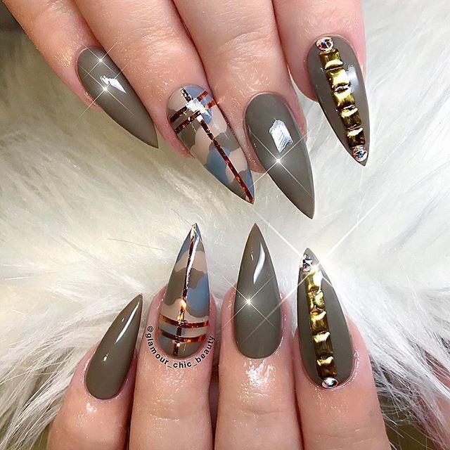 pinterest : |Miss 0h S0 Classy| | Nail ideas | Pinterest | Uñas ...