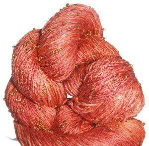 Artyarns Beaded Silk Light Yarn - 922 w/Gold
