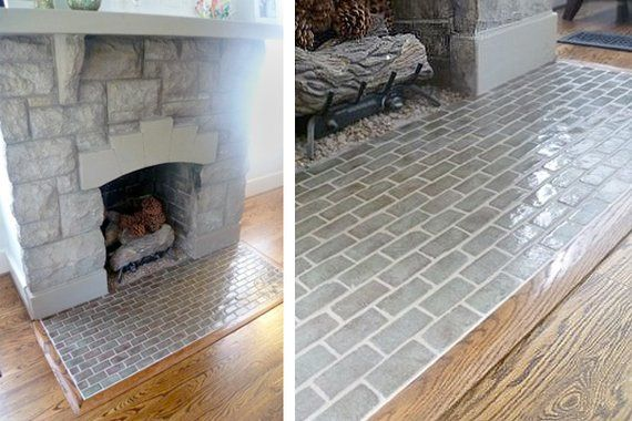 How to heat up the value of your fireplace indoor wood for Floor hearth