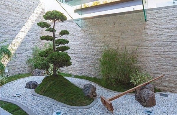 Gartengestaltung Ideen Gartengestaltung Modern Steingarten Bilder