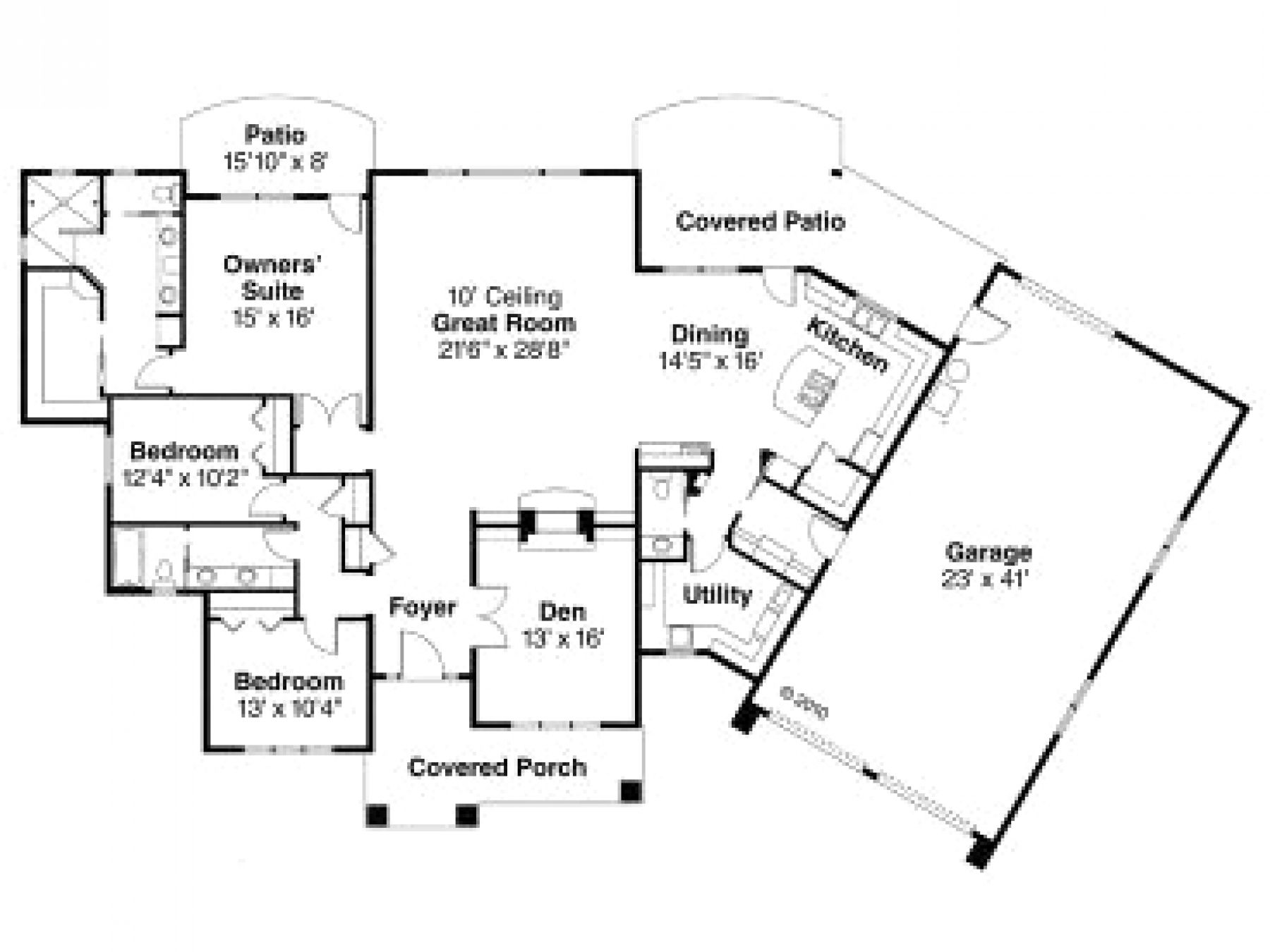 4 Car Garage House Plans Plan 3 | Prairie style houses ... Ranch House Plans Car on house plans garage, house plans 3 bed, house plans min, house plans 5 bed, house plans 2 bed, house plans 6 bed,
