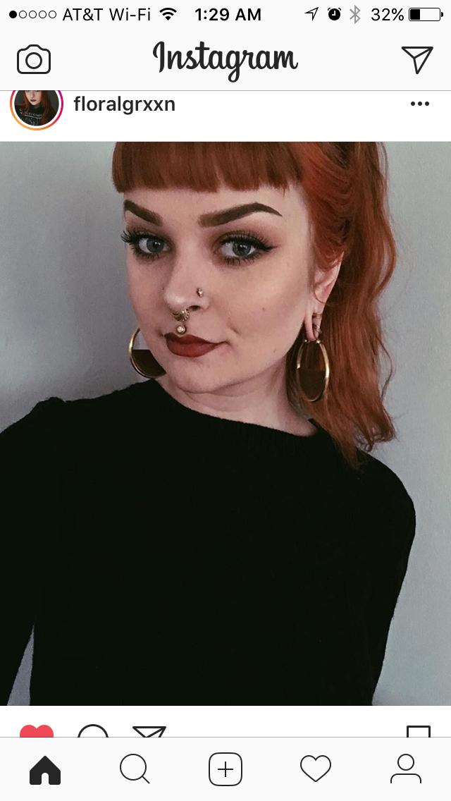 Piercing fetisch