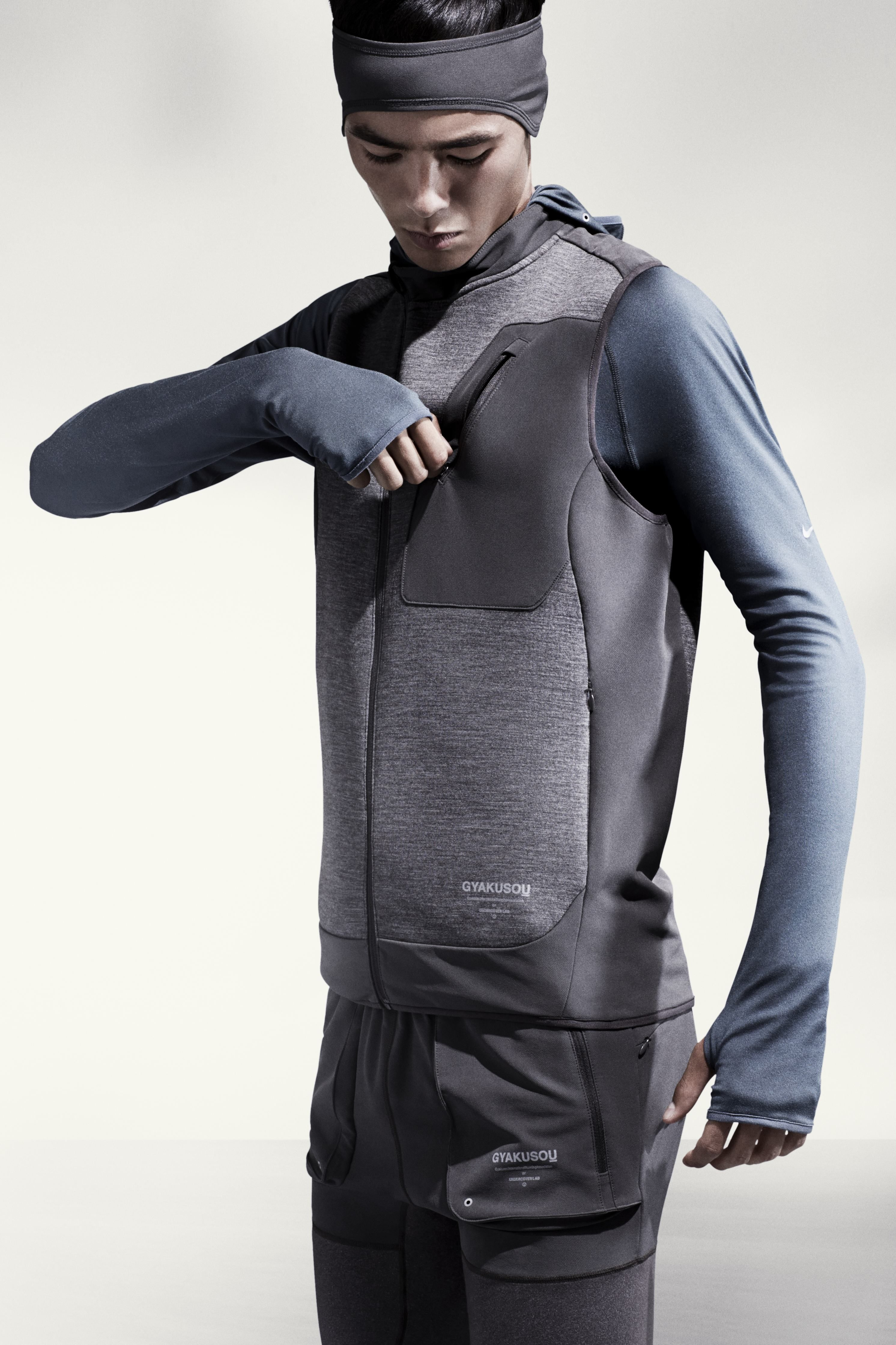 NikeLab's latest Nike x Undercover Gyakusou collection is set to turn  running apparel on it's head